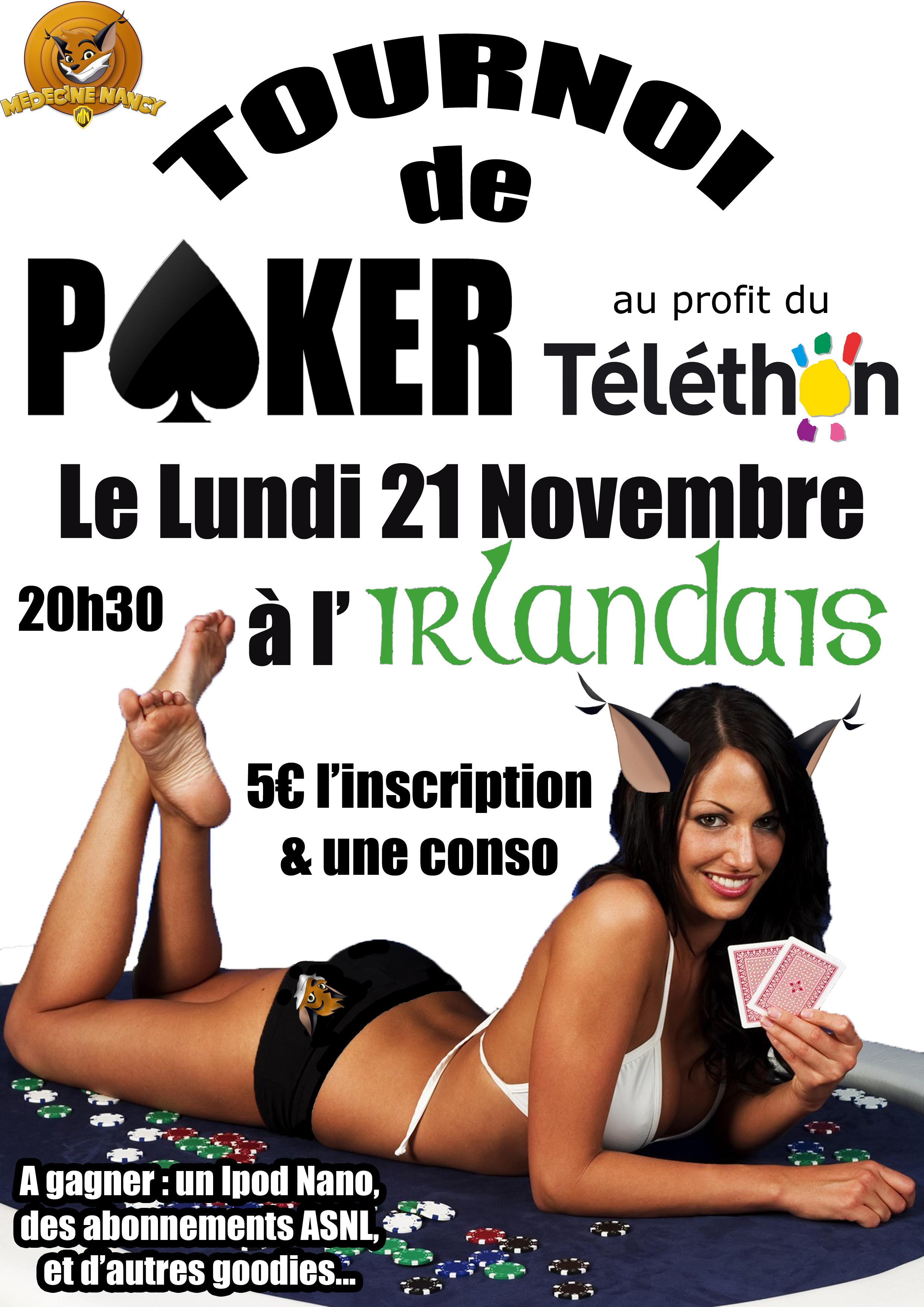 tournoi poker marseille